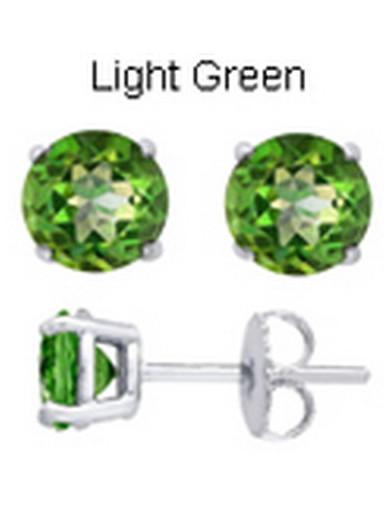 Tachyonized 5mm light green...