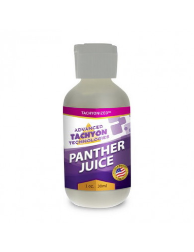 Tachyonized Panther Juice -...