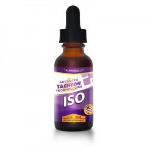 CBD-ISO tachyonisé