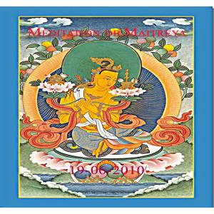 Méditation de Maitreya du 19-6-10