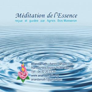 Méditation sur l'Essence